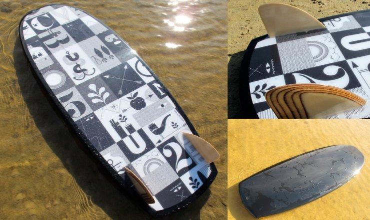rake surfboards by adrian knott